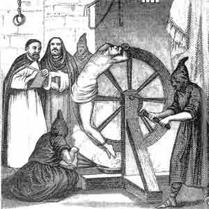 Una de las muchas barbaridades de la Inquisición
